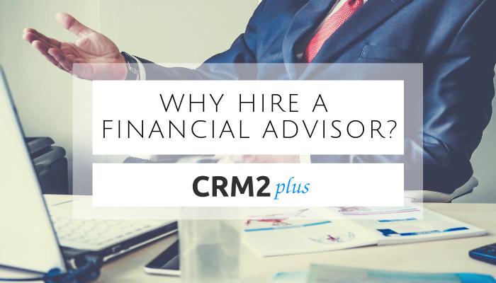 financial advisor linkedin